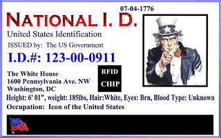 National ID Card  (JOKE)