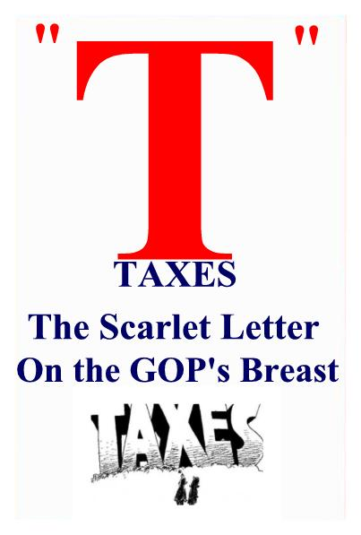 Scarlet T for Taxes