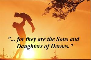 Soins and Daughters of Heroes