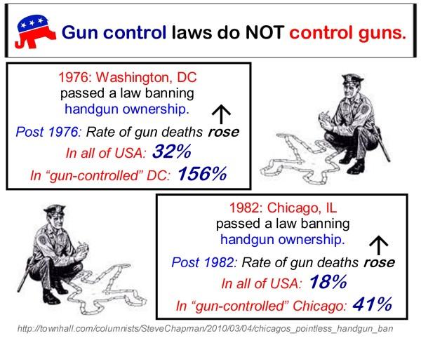 persuasive essay against gun control laws