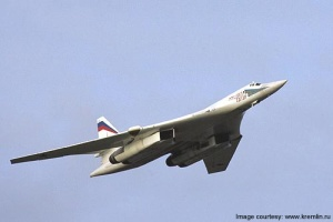 TU-22 Russian Bomber