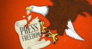 Freedom of the PRESS UNDER ATTACK FROM GOVERNMENT