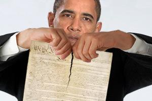 Barack-Obama-Shredding-the-Constitution-2