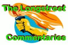 LONGSTREET COMMENTARIES -- HAND HOLDING TORCH # 1